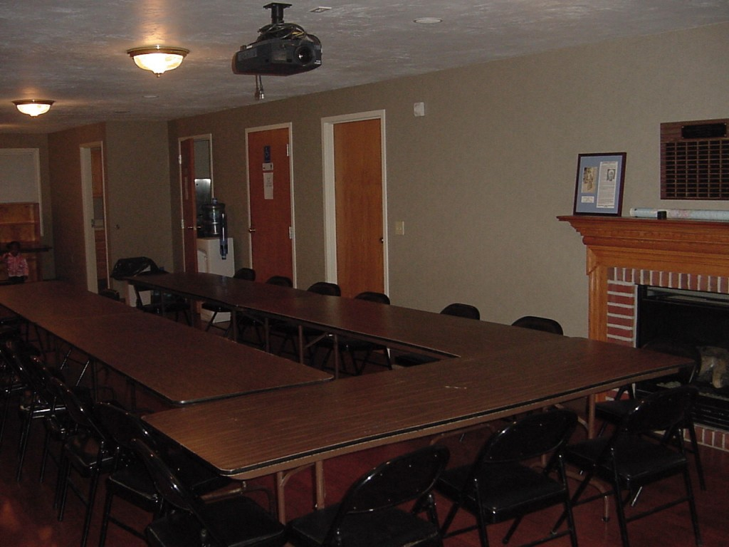 Lodge conference room 4
